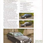 KLC freelance written article on funeral transport for magazine