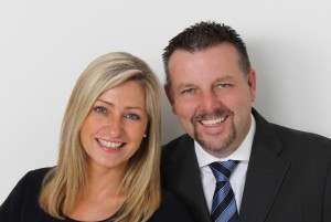 Husband and wife team, Fran and Andy Brabham-Neil of Brentwood House Sale