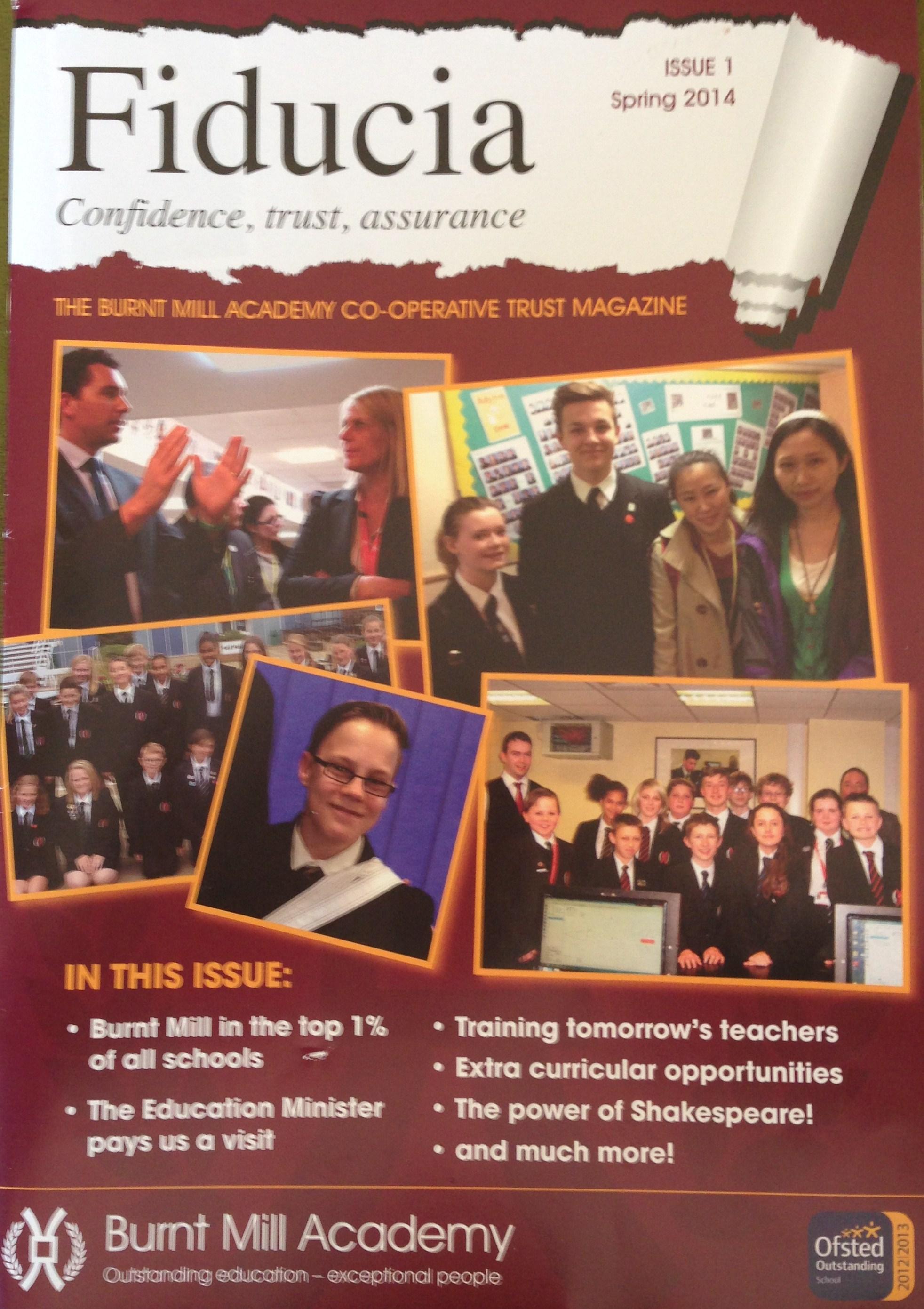 news brochure